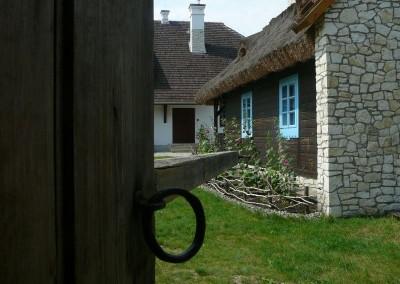 Dzwi z kółkiem