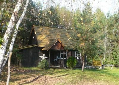 domek przy laSKU